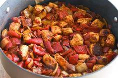 Kalyn's Kitchen®: Chicken Paprikash Recipe (Paprika Chicken)