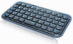 Mini Rechargeable Wireless Bluetooth Keyboard for IOS (iPad Iphone) Android,Samsung Galaxy Tab Note S3 S4 S5 ) Windows win10