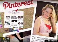 Pinterest Parties Bring Users Together In Real Life by Huffington Post ~ Great video footage from CBS interview