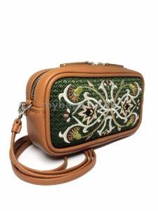 STELLA MCCARTNEY MINI FALABELLA BOX BIRD EMBROIDERED BAG BLACK WOMEN BAGS  SHOULDER,stella mccartney adidas