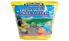 VITAKRAFT 512067 Caged Bird Litter 975 CubicInch *** You can find more details by visiting the image link.(This is an Amazon affiliate link and I receive a commission for the sales)