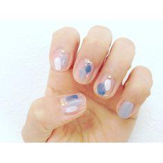 Clear Nail Designs, Nail Art Designs, Trendy Nail Art, Nail Art Diy, Chic Nails, Swag Nails, Mens Nails, Kawaii Nails, Nail Jewelry