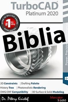 turbocad_platinum_2020_biblia Photorealistic Rendering, Autocad, Surface, Palette, Books, Biblia, Palette Table, Livros, Pallets