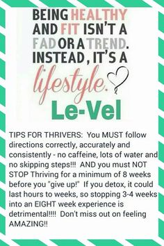 You can get your Thrive for FREE! How much better can it get?! Feel great every day and not even have to pay for it at Jenniferlipe.le-vel.com