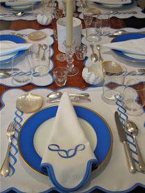 Simple White Tableware
