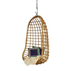cane hanging chair nz - Google Search