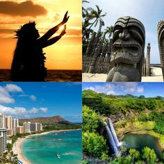 The many sides of Hawaii. Which is your favorite? Barrett Travel Agency your Hawaii Destination Specialist. barretttravel.globaltravel.com pamelabarrett22@gmail.com
