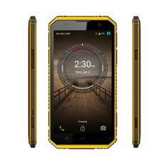 E&L W9 6.0 Inch IP68 Waterproof 2GB RAM 16GB ROM MTK6753 1.5GHz Octa Core 4G Smartphone