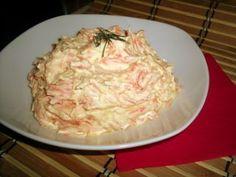 Salata turceasca cu morcovi si iaurt, Rețetă Petitchef