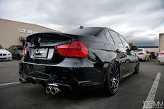 Form with Function | e90 Advan RS + Remus Race - BMW 3-Series (E90 E92) Forum