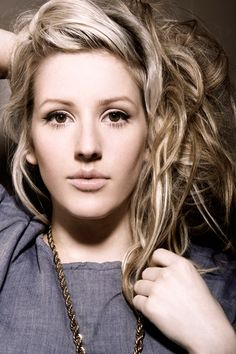 Ellie Goulding always gives people something nice to listen to.