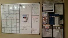 Organization wall