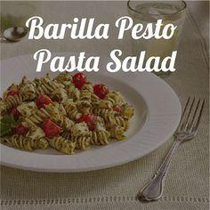 Barilla Pesto Pasta Salad