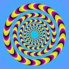 [click for] 20 Crazy Moving Optical Illusions
