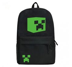 Minecraft new edition schoolbag backpack Minecraft Backpack, Accessories  Shop, School Bags, Backpacks, 06e9a8d0dc