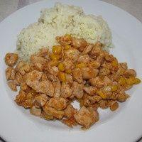 Kuracie prsia s kukuricou - Fajn Recepty Grains, Food And Drink, Rice, Jim Rice