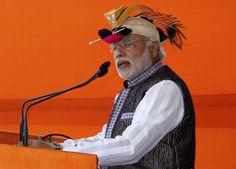 Modi in Arunachal Pradesh