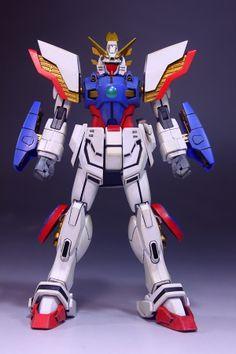 15+ Shining Gundam Ost You Never Seen Before 12