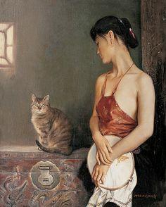 en 1992 de Pan Honghai (chinois)