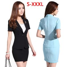 Fashion Two Piece Women Business Suits With Pant And Jacket Set Blue Tops Ladies Work Wear Office Uniform Designs Styles Bright Luster Back To Search Resultswomen's Clothing Pant Suits