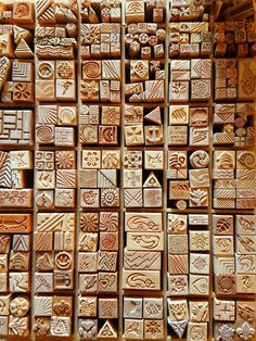 MKM Stamps4Clay See all MKM stamps here: http://mkmpotterytools.com/stamps.php