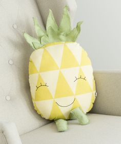 Pineapple Pal Plush