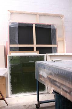studio of Tomislav Nikolic Visual Diary, Garage Doors, Paintings, Studio, Outdoor Decor, Artist, Photography, Home Decor, Photograph