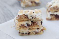 Gooey Cinnamon Roll Cake Bars - Picky Palate