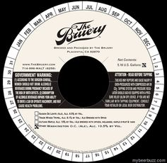 The Bruery – Washington O.C. Ale
