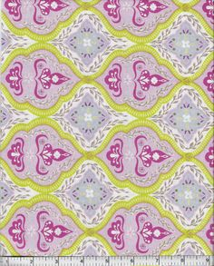 This listing is for yards of the Spring Promise fabric pictured. Fabric Pictures, Pink Flowers, Yards, Quilts, Blanket, Rugs, Spring, Etsy, Home Decor