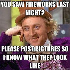 Please post those pictures...