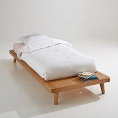 Bed + beddenbodem + legplank, Jimi La Redoute Interieurs