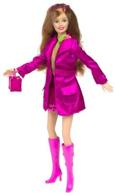 Amazon.com: Barbie as Daphne from Scooby Doo Barbie doll: Toys & Games