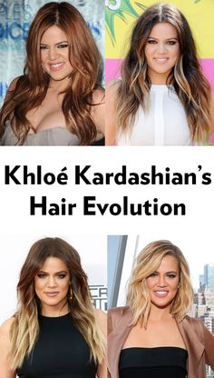 11 hair colors and hairstyles Khloe Kardashian has had - plus, she explains each one!