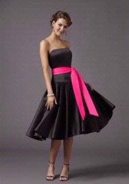 Bridesmaid Dresses in watermelon, fuschia, or hot pink! : wedding ...