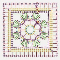 Interesting ideas for decor: Многообразие квадрата