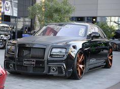 Rolls Royce Ghost F2-19