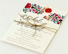 wedding invitations | save the date | crafts