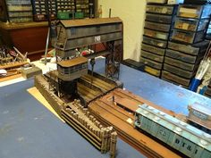 TRACK TEAM: FOR ALL MODELRAILROADERS :: NEW YORK MARINE RAIL OPERATIONS