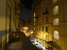 """Panorama, Camera di """"Grand Hotel Santa Lucia"""", Napoli Italia (Luglio)"""