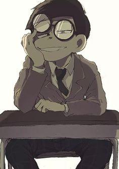 悪の十四松中学時代はめっちゃ悪‼️実はクライアス社を復活させようと企む悪人の1人そして、ネタバレになるが映画おそ松さんとダイヤモンドアドベンチャーの黒幕‼つまりリーダー。️ My Favorite Image, My Favorite Color, Dark Anime Guys, Anime Boys, Osomatsu San Doujinshi, Naruto Kakashi, Ichimatsu, Ship Art, Light Novel
