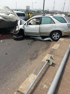 BLOG WITH FURY: PHOTOS:FATAL ACCIDENT ON EKO BRIDGE