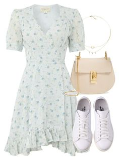 """""""Untitled #4266"""" by theeuropeancloset ❤ liked on Polyvore featuring Denim & Supply by Ralph Lauren and Chloé"""