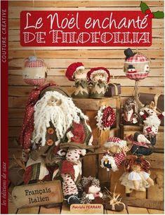 La Navidad mágica de Fillofolia - La Trastienda de la Casina Roja Felt Christmas, Christmas Eve, Christmas Stockings, Christmas Wreaths, Christmas Ornaments, Book Crafts, Christmas Crafts, Arts And Crafts, 100 Day Of School Project