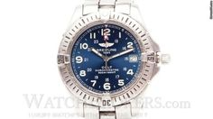 for sale, Dial: Blue w. Date Aperture at 3 Lug Width: mm Band Length: 210 mm / i. Americanlisted has classifieds in Atlanta, Georgia for watches and jewerly Breitling Colt, G Watch, High End Watches, Aperture, Chronograph, Band, Accessories, Jewelry, Openness
