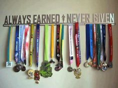 Always Earned Never Given Get more running motivation on Favorite Run Facebook page - https://www.facebook.com/myfavoriterun