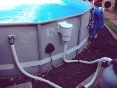 1000 Images About Pools On Pinterest Above Ground Pool Above Ground Pool Decks And Free Pool