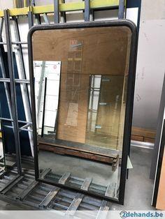 Houten kader met spiegel facet geslepen 1020x1680 Mirror Above Fireplace, Furniture, Home Decor, Decoration Home, Room Decor, Home Furnishings, Home Interior Design, Home Decoration, Interior Design