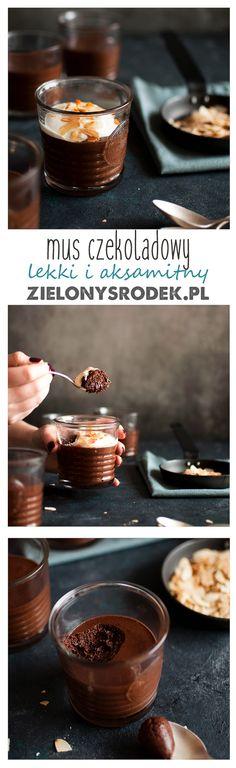 mus czekoladowy, lekki, aksamitny, ulubiony.