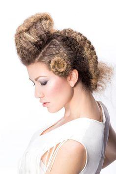 www.estetica.it | Credits Hair: Arte e Bellezza Make up: Consuelo Miccoli @Arte e Bellezza Photo: Anna Agrusti Products: Wella Professional